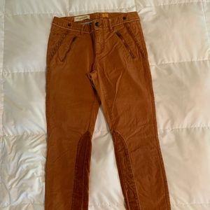 Brown/rust skinnies
